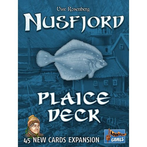 Lookout Games NUSFJORD: PLAICE DECK