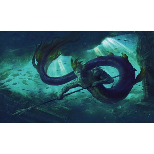Square Enix PLAYMAT: MERFOLK