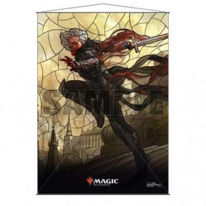 Ultra Pro International MTG: STAINED GLASS WALL SCROLL - SORIN