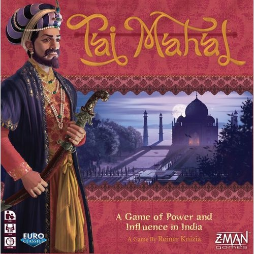 Z-Man Games TAJ MAHAL