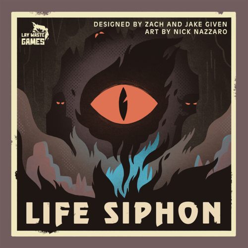 Lay Waste Games LIFE SIPHON Standard Edition