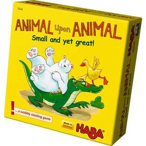 HABA USA ANIMAL UPON ANIMAL: SMALL AND YET GREAT!