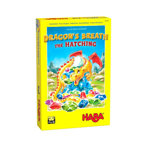 HABA USA DRAGON'S BREATH: THE HATCHLING