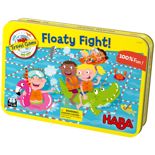 HABA USA FLOATY FIGHT!