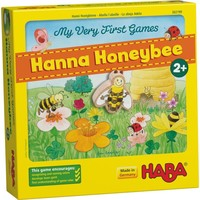 MY VERY FIRST GAME: HANNA HONEYBEE