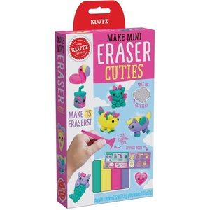 KLUTZ KLUTZ MINI ERASER CUTIES
