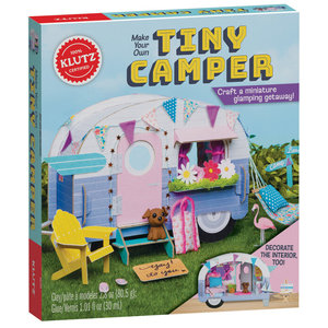 KLUTZ KLUTZ MAKE YOUR OWN TINY CAMPER