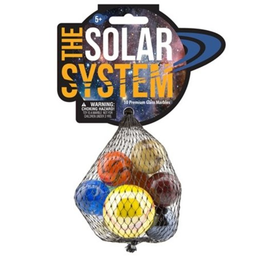 PLAY VISIONS MARBLES SOLAR SYSTEM