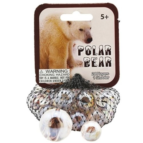 PLAY VISIONS MARBLES POLAR BEAR