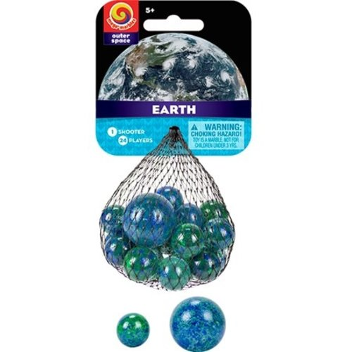 PLAY VISIONS MARBLES EARTH