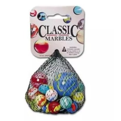 PLAY VISIONS MARBLES CLASSIC ASSORTMENT