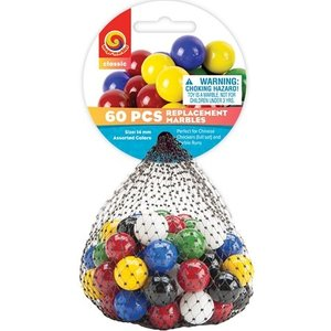 PLAY VISIONS MARBLES CHINESE CHECKERS (60)
