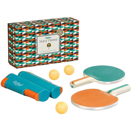 WILD & WOLF RIDLEY'S TABLE TENNIS SUCTION