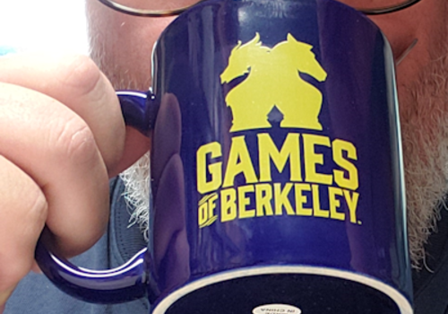 Games of Berkeley Merchandise