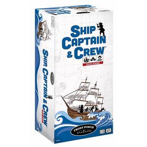 UNIVERSITY GAMES SHIP CAPTAIN & CREW