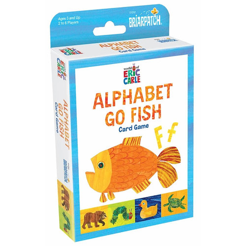 UNIVERSITY GAMES ALPHABET GO FISH