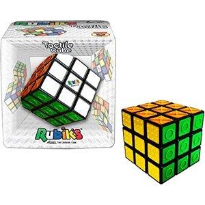WINNING MOVES RUBIK'S TACTILE CUBE 3x3x3