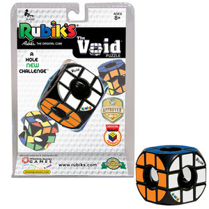 WINNING MOVES RUBIK'S THE VOID 3x3x3