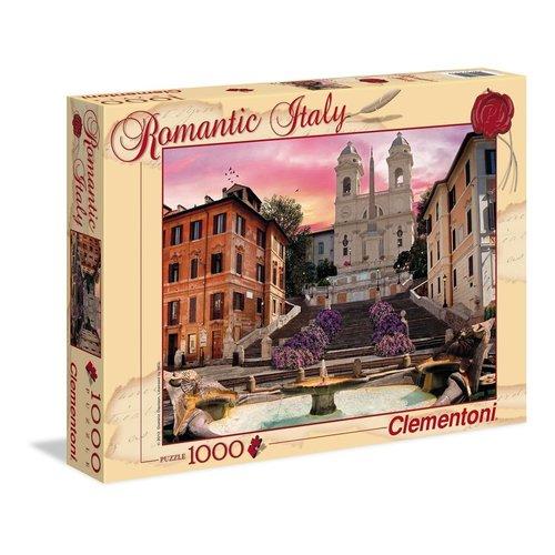 Clementoni CL1000 ROMANTIC ITALY - ROME