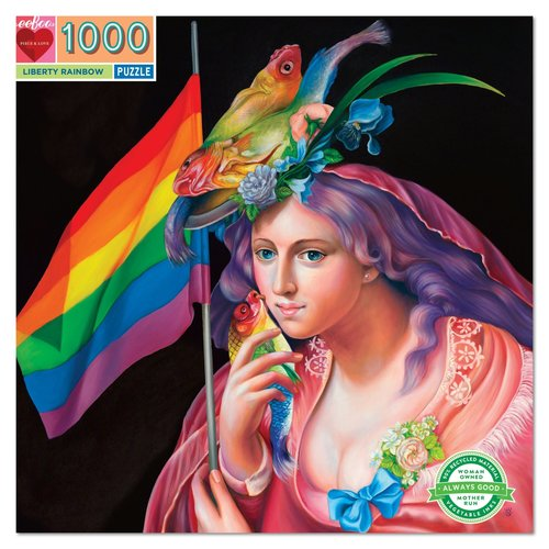 EEBOO EE1000 LIBERTY RAINBOW