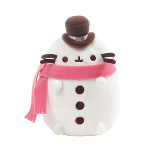 Gund PUSHEEN CHRISTMAS 2018 6""