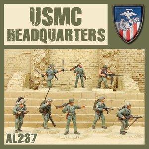 DUST USA DUST 1947 ALLIES USMC HQ