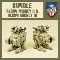 DUST 1947 ALLIES RECON MICKEY BUNDLE