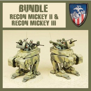 DUST USA DUST 1947 ALLIES RECON MICKEY BUNDLE