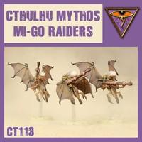 DUST 1947 MYTHOS MI-GO RAIDERS