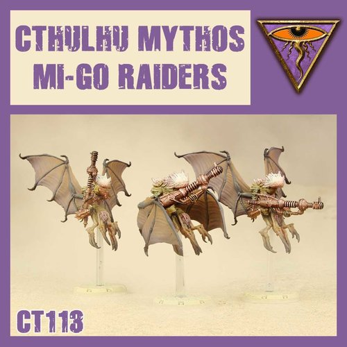 DUST USA DUST 1947 MYTHOS MI-GO RAIDERS