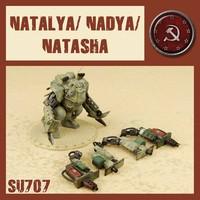 DUST 1947 SSU Natalya/Nadya/Natasha