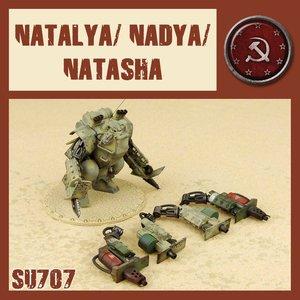 DUST USA DUST 1947 SSU Natalya/Nadya/Natasha