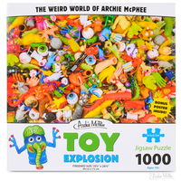 AM1000 TOY EXPLOSION