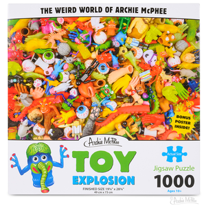 Archie McPhee AM1000 TOY EXPLOSION