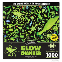 AM1000 GLOW CHAMBER (Glow-in-the-Dark)