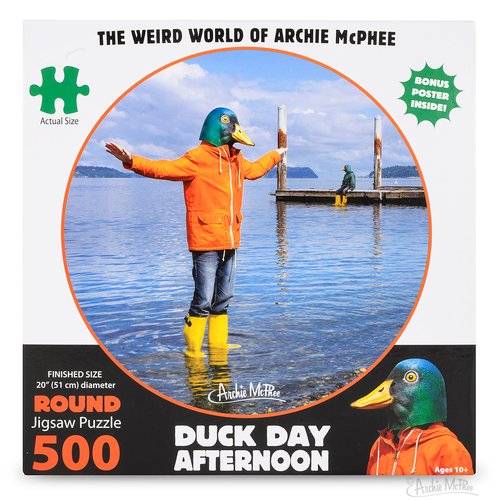 Archie McPhee AM500 DUCK DAY AFTERNOON