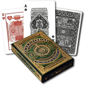 THEORY11 THEORY 11 HIGH VICTORIAN PLAYING CARDS