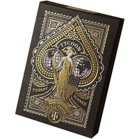THEORY 11 TYCOON BLACK PLAYING CARDS