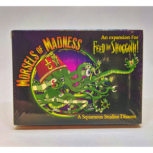 Squamous Studios FEED THE SHOGGOTH: MORSELS OF MADNESS