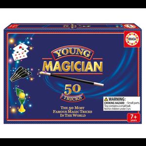 Educa YOUNG MAGICIAN 50 TRICK MAGIC SET