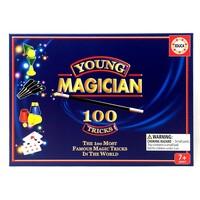 YOUNG MAGICIAN 100 TRICK MAGIC SET