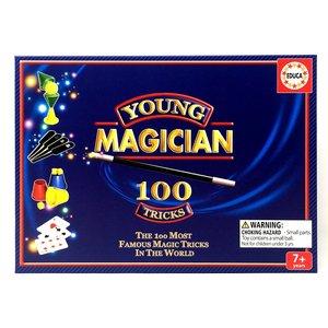 Educa YOUNG MAGICIAN 100 TRICK MAGIC SET