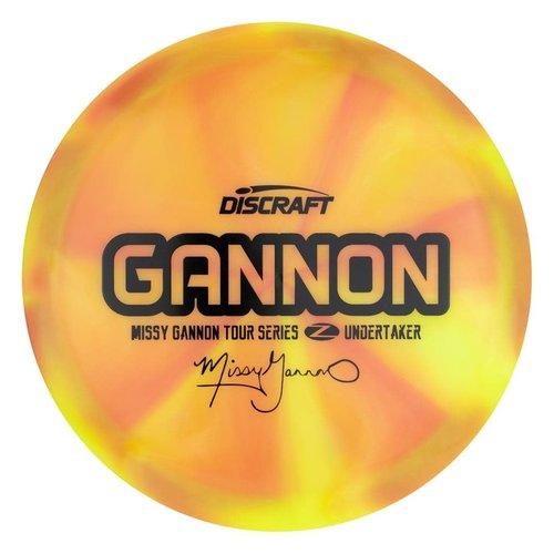 Discraft UNDERTAKER Z SWIRL 2020 TOUR SERIES - MISSY GANNON