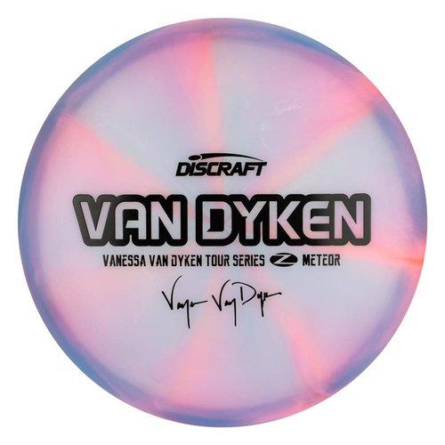 Discraft METEOR Z SWIRL 2020 TOUR SERIES - VANESSA VAN DYKEN