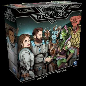 Renegade Games Studios CIRCADIANS: FIRST LIGHT