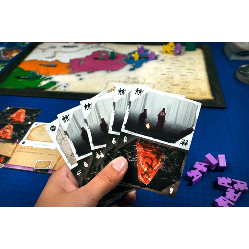 Renegade Games Studios GATES OF DELIRIUM