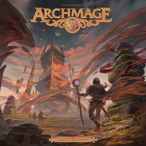 Game Salut ARCHMAGE