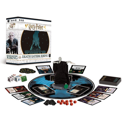 The Op | usaopoly HARRY POTTER: DEATH EATERS RISING