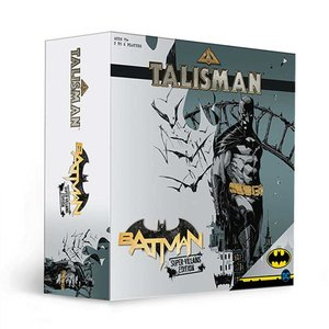 The Op | usaopoly TALISMAN: BATMAN