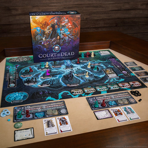 USAopoly COURT OF THE DEAD: MOURNERS